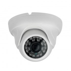 "AHD камера, куполна, 1/2.8"" CMOS, 1.3MP, 960P, 3.6mm, IR 20m - BE-DIBA960AHD"