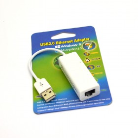 Адаптер USB to LAN 10/100MB converter