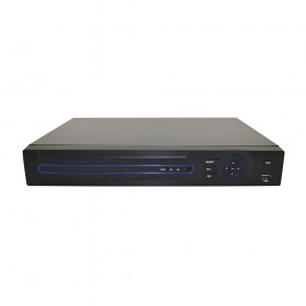 Хибриден видеорекордер (HVR), 16 канален (IP, AHD, Analog) HDMI, VGA, BNC, 2x4TB - BE-3216F