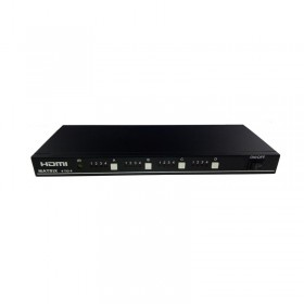 Комбинирано HDMI ус-во 4 към 4 Splitter/Switch - COMBO - 1080P