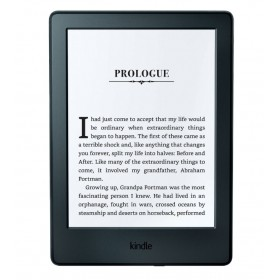 Ел. книга  Kindle Glare 6, Touch Screen, 8th Generation, Wi-Fi, BLACK