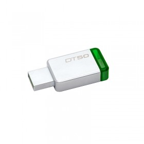 Флаш памет KINGSTON 8GB, USB3.0 mini, Metal/Green