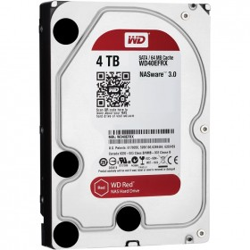 Твърд диск WD Caviar Red 4TB 7200/SATA3/64MB