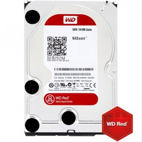 Твърд диск WD Caviar Red 2TB 7200/SATA3/64MB