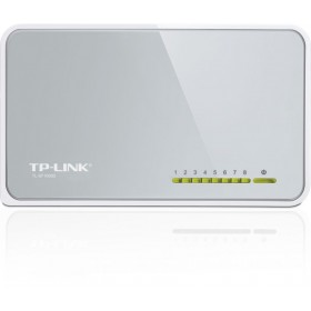TP-LINK TL-SF1008D Switch 8-port mini
