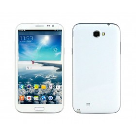 "PRIVILEG H890 4-core 2xSIM Android 4.2 5.5"" IPS screen, Бял"