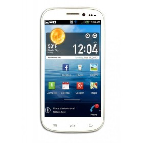 Android Smartphone S930, Бял, 2-core 2xSIM 3G Android 4.1 4.7