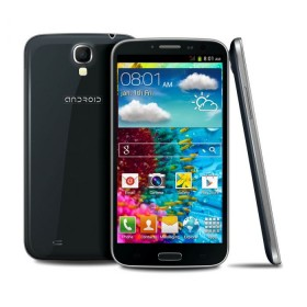 GSM Android HD9000, black, 2xSIM Android 4.2 6""