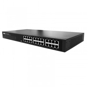 TOTOLINK SW24 24-портов 10/100 Rackmount Switch